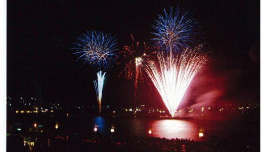 函館港まつり2019の花火やいか踊りパレード&屋台情報まとめ